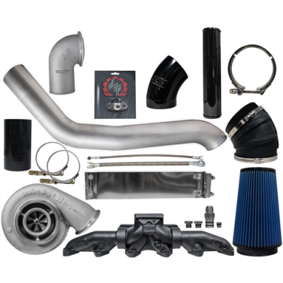 03-07 Common Rail 5.9 - Turbo Kits, Turbos, Wheels, and Misc - Single Turbo Kits