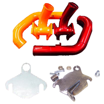Chevy - 04.5-05 LLY Duramax - EGR and Piping Kits