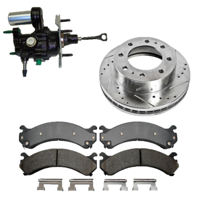 GM Duramax - 04.5-05 LLY Duramax - Brake Systems