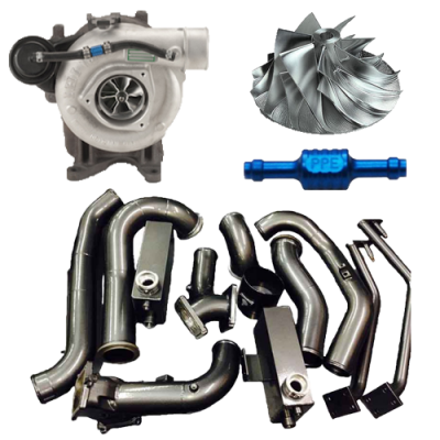 Chevy - 01-04 LB7 Duramax - Turbo Kits, Turbos, Wheels, and Misc