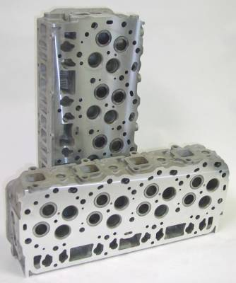 Socal Diesel - Socal Duramax Stage 2 CNC Ported Cylinder Heads