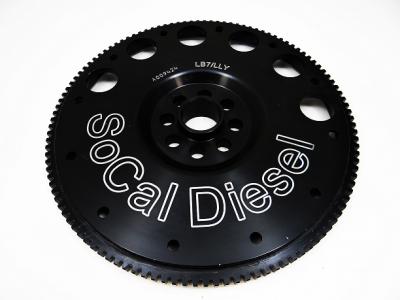 Engine - Components - Socal Diesel - Socal 01-05 LB7/LLY Duramax Externally Balanced Billet Flex Plate