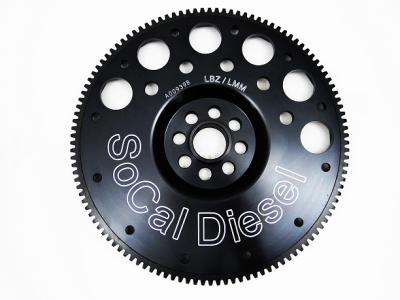 Engine - Components - Socal Diesel - Socal 06-10 LBZ/LMM Duramax Externally Balanced Billet Flex Plate