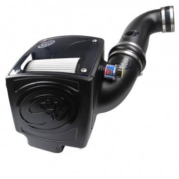 S&B Filters - S&B 11-Present LML Cold Air Intake- Dry Filter