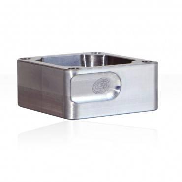 03-07 Common Rail 5.9 - Air Intake - S&B Filters - S&B 03-07 5.9L Intake Heater Block Delete