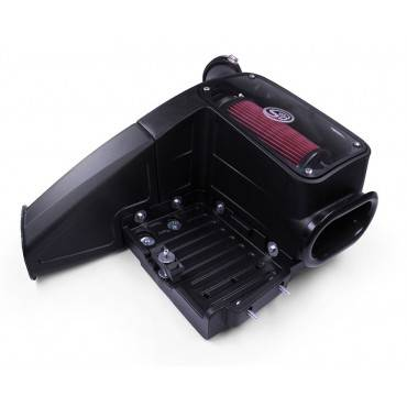 99-03 7.3 Powerstroke - Air Intake - S&B Filters - S&B 99-03 7.3L Cold Air Intake-Oil Filter