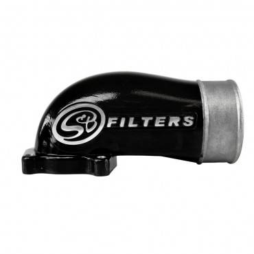 S&B Filters - S&B 03-04 6.0L Intake Elbow