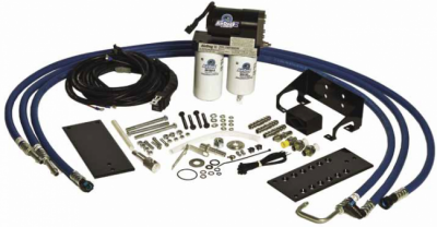 Fuel System - Lift Pumps - AirDog - AirDog II-4G DF-165-4G Lift Pump 08-10 6.4