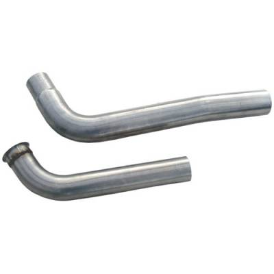 Exhaust - Downpipes - MBRP - MBRP 03-07 6.0L 3.5 In. Down Pipe Kit (2 Pc)