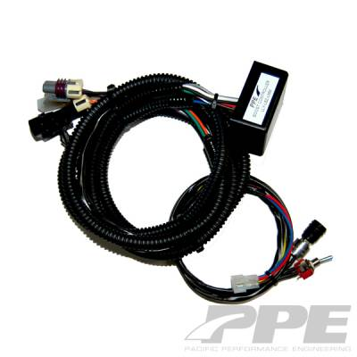 04.5-05 LLY Duramax - Electronics - Pacific Performance Engineering - PPE Adjustable Boost Controller GM 04.5-10