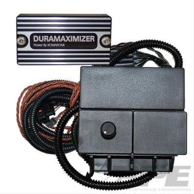 06-07 LBZ Duramax - Tuners and Programmers - Pacific Performance Engineering - PPE Duramaximizer GM 06-10 LBZ/LMM