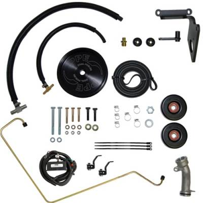 Fuel System - Injection Pumps - Pacific Performance Engineering - PPE Dual Fueler Kit no pump GM 06-07 LBZ