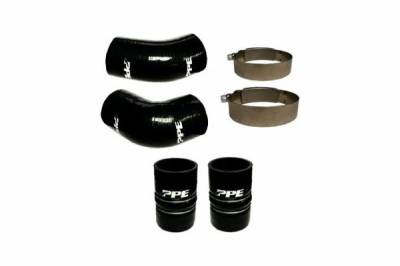 Pacific Performance Engineering - PPE 04.5-05LLY Silicone and Clamp Kit