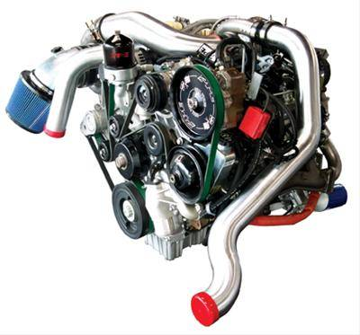 Pacific Performance Engineering - PPE 5542 Compound Twin Turbo Kit GM Duramax GT5541R/GT4202R