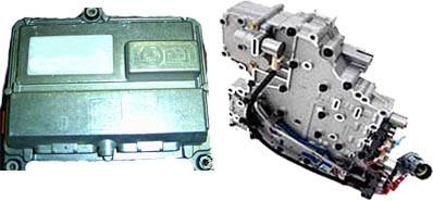 Transmission - Components - Pacific Performance Engineering - PPE Allison 5 speed to 6 speed conversion