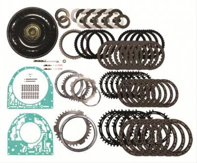 Transmission - Transmission Kits - Pacific Performance Engineering - PPE Stage6 Transmission upgrade kit w/Converter 04.5-05 LLY