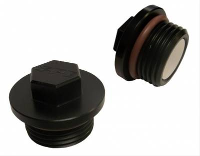 Transmission - Transmission Pans - Pacific Performance Engineering - PPE Billet Aluminum Magnetic Drain Plug