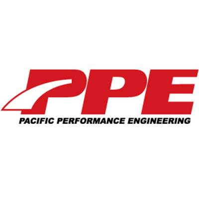 Transmission - Components - Pacific Performance Engineering - PPE Allison Heavy Duty PTO Side Covers - Black