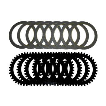 Transmission - Transmission Kits - Pacific Performance Engineering - PPE C5 Clutch Upgrade Kit Allison FR-8/ST-8