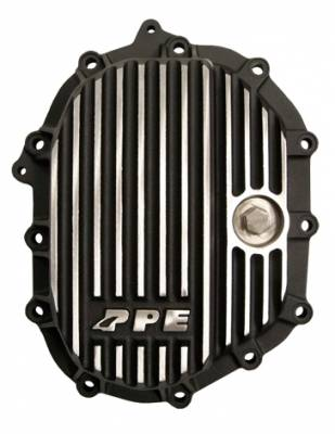 Axle and Differential - Differential Pans - Pacific Performance Engineering - PPE HD Front Differential Cover - GM - Brush