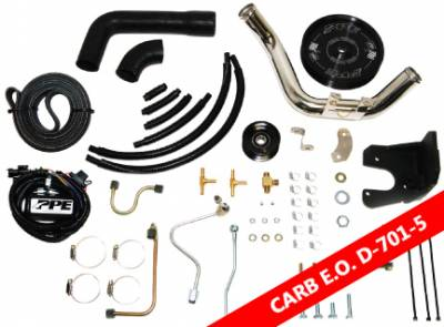 Pacific Performance Engineering - PPE Dual Fueler Install Kit w/ CP3 pump Dodge 07.5-10 6.7