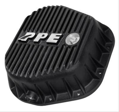 Axle and Differential - Differential Pans - Pacific Performance Engineering - PPE HD Diff Cover PPE - Black