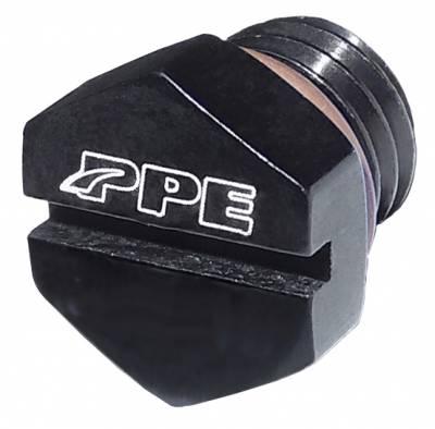 Pacific Performance Engineering - PPE Air Bleeder Screw - Black - GM 6.6L