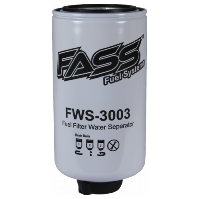 01-04 LB7 Duramax - Filters - Fass - Fass Titanium 3 Micron Replacement Fuel Filter