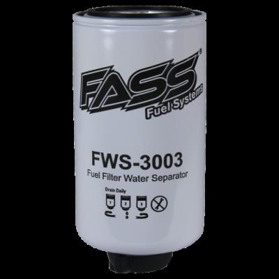 11-16 LML Duramax - Filters - Fass - Fass Titanium 3 Micron Replacement Fuel Filter