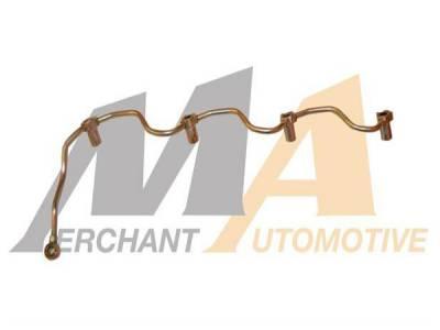 Engine - Bolts, Studs, and Fasteners - Merchant Automotive - 01-04 LB7 Duramax Fuel Return Line
