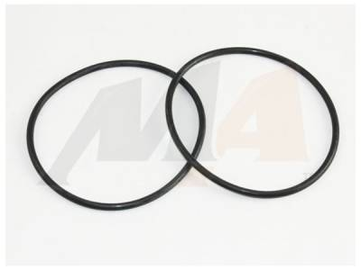 Engine - Engine Gaskets and Seals - Merchant Automotive - 06-10 LBZ/LMM Intake Bridge O-rings ( PAIR )