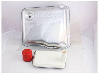 Transmission - Transmission Pans - Merchant Automotive - 01-10 Allison Deep Pan Kit
