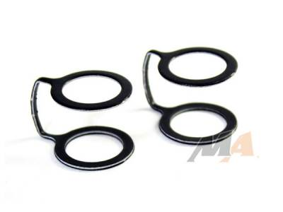 Fuel System - OEM Fuel System - Merchant Automotive - 01-05 Fuel Line Banjo Seal at FICM 2 per Package