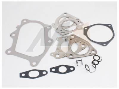 Turbo Kits, Turbos, Wheels, and Misc - Seals & Hardware - Merchant Automotive - 01-04 LB7 Turbo Install Gasket Kit (Federal Emission)