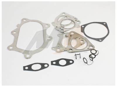 Turbo Kits, Turbos, Wheels, and Misc - Seals & Hardware - Merchant Automotive - 01-04 LB7 Turbo Install Gasket Kit (California Emission)