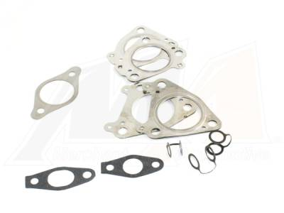 Turbo Kits, Turbos, Wheels, and Misc - Seals & Hardware - Merchant Automotive - 04.5-05 LLY Turbo Install Gasket Kit