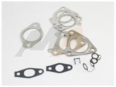 Turbo Kits, Turbos, Wheels, and Misc - Seals & Hardware - Merchant Automotive - 06-07 LBZ Turbo Install Gasket Kit