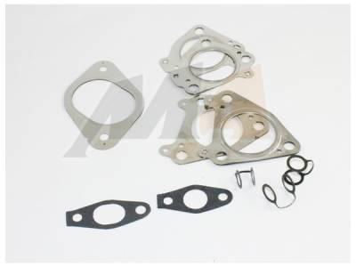 Turbo Kits, Turbos, Wheels, and Misc - Seals & Hardware - Merchant Automotive - 07.5-10 LMM Turbo Install Gasket Kit