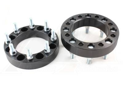 07.5-10 LMM Duramax - Miscellaneous - Merchant Automotive - 01-10 Duramax 1-1/2in Wheel Spacers 8x6.5