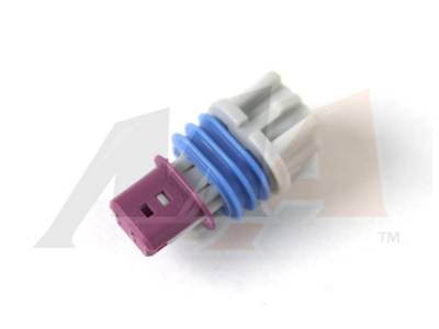 04.5-05 LLY Duramax - Electronics - Merchant Automotive - 01-10 2 Way Connector, Transfer Case/Transmission Speed Sensor