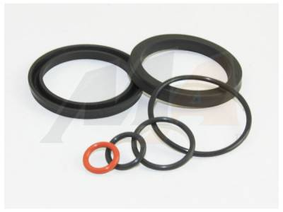 Fuel System - OEM Fuel System - Merchant Automotive - Merchant 01+ Complete Duramax Filter Head Rebuild Kit