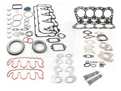 Engine - Engine Gasket Kits - Merchant Automotive - 04.5-05 LLY Engine Gasket Kit (No Bolts)