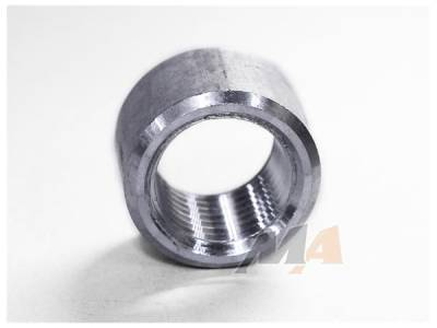04.5-05 LLY Duramax - DIY Fabrication Parts - Merchant Automotive - Universal Bung Aluminum female 1/2 NPT