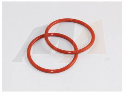 Engine - Engine Gaskets and Seals - Merchant Automotive - 01+ Duramax Rear Cover to Engine Block O-rings (Pair)