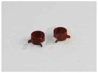 "Merchant Automotive - 01+ Duramax 1/2"" Spring Clamp - Pair"