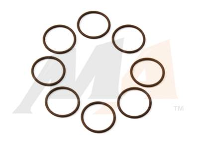 Fuel System - OEM Fuel System - Merchant Automotive - 11+ LML Injector Body Seal Kit (8 Pack)