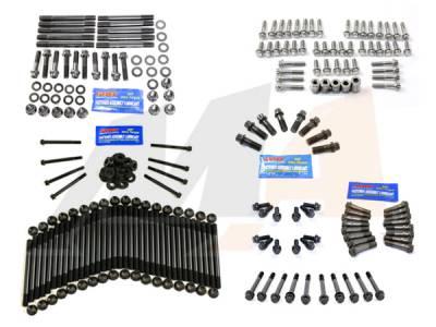 Engine - Engine Gasket Kits - Merchant Automotive - 01-04 LB7 w/Auto Trans ARP Engine Hardware Kit