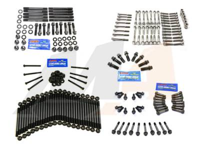 Engine - Engine Gasket Kits - Merchant Automotive - 06-10 LBZ/LMM w/Auto Trans ARP Engine Hardware Kit