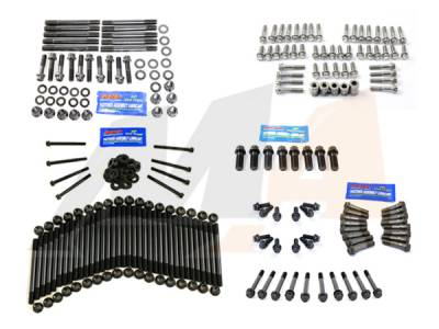 Engine - Engine Gasket Kits - Merchant Automotive - 01-04 LB7 w/Manual Trans ARP Engine Hardware Kit