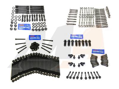 Engine - Engine Gasket Kits - Merchant Automotive - 2006 LBZ w/Manual Trans ARP Engine Hardware Kit